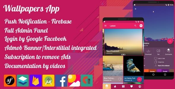 4K Wallpaper App Pro - Tasarımı Uygulaması İndir