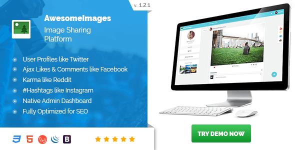 Photo of Awesome Images v1.2.1 – Fotoğraf Paylaşımı Platformu Scripti İndir