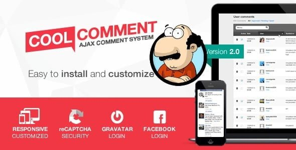 Cool comments ajax system v2.0 - Yorum Scripti İndir