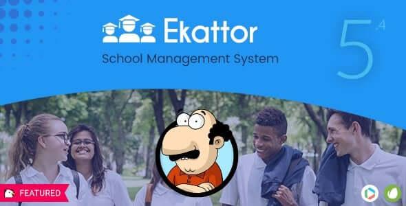 Photo of Ekattor Okul Yönetim Sistemi Pro v5.4 Scripti İndir