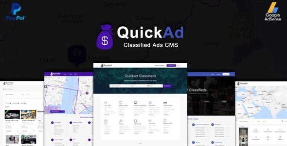 Photo of Quickad v6.6 – PHP İlan Scripti CMS İndir