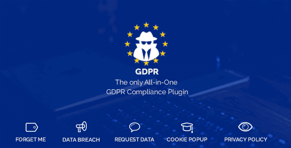 Photo of WordPress GDPR v1.5.12 Eklenti İndir