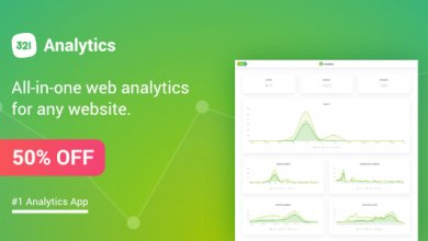 321 Analytics - Google Analytics Tarzı Script İndir