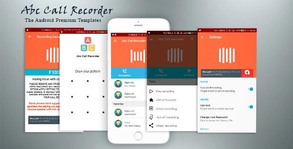 Photo of Abc Call Recorder v1.1 – Çağrı Kaydetme Uygulaması İndir