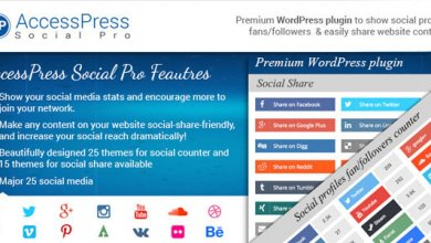 Photo of AccessPress Social Pro v1.3.7 – WordPress Eklentisi İndir
