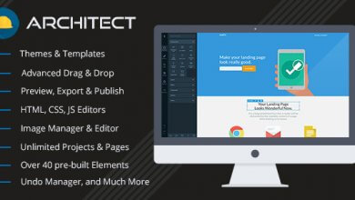 Photo of Architect – HTML Site Oluşturucu v2.0.6 İndir