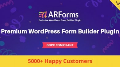 Photo of ARForms v3.5.1 – WordPress Form Oluşturma Eklentisi İndir