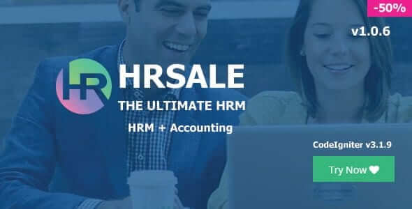 HRSALE v1.0.6 - The Ultimate HRM İndir