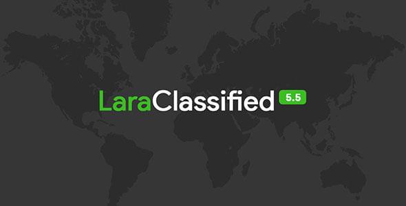 LaraClassified v5.5 (NULLED) - Detaylı İlan Script İndir
