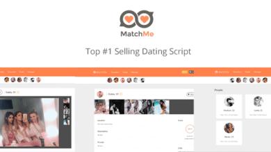 MatchMe v3.2 - Tanışma Script İndir
