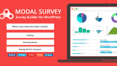 Photo of Modal Survey v1.9.9.7 – WordPress Anket ve Quiz Eklentisi İndir