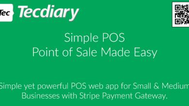 Simple POS v4.0.24 - POS Sistem Script İndir