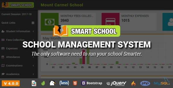 Smart School v4.0.0 - Okul Yönetim Scripti İndir
