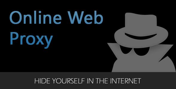 Web Proxy Script İndir