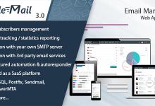 Acelle Email Marketing Web Application v3.0.18 İndir