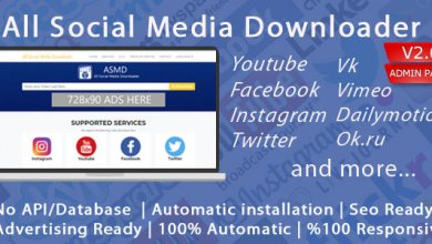 Photo of All Social Media Video Downloader V2 İndir