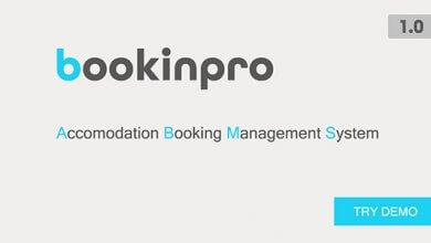 Bookinpro - Konaklama Rezervasyon Yönetim Sistemi İndir
