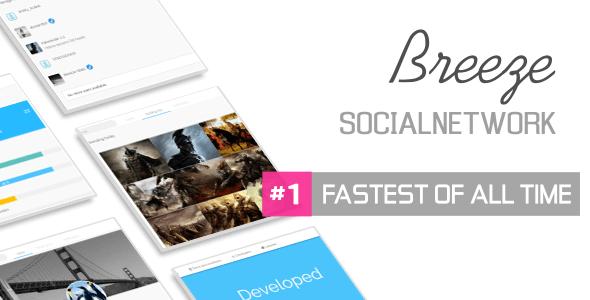Breeze Lite v1.4 - Sosyal Ağ Platform Script İndir