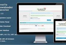 ConverTo v1.4.1 - Video İndirme ve Dönüştürme Script İndir