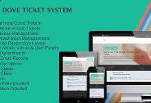 Dove Ticket System v2.0.0 İndir