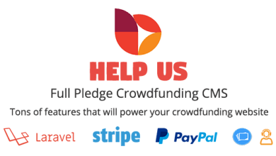 Photo of HelpUs v1.0.2 – Ultimate Crowdfunding Solution İndir