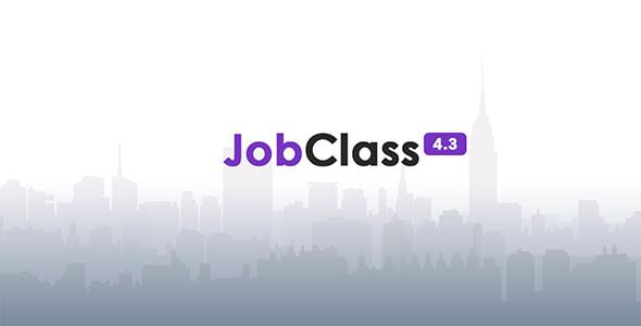 JobClass v4.3 - İş Bulma ve Arama Script İndir