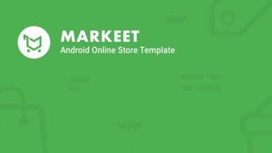 Markeet - Android Online Mağaza 2.1 Uygulaması İndir