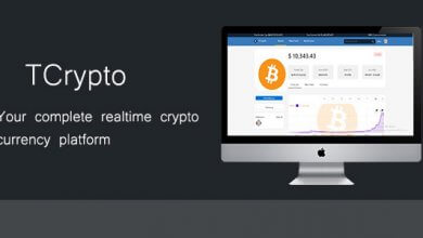 Photo of TCrypto v1.3.1 – Canlı Cryptocurrency Piyasa Script İndir