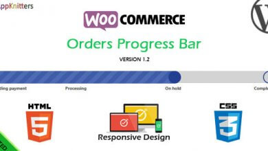 Photo of WooCommerce Orders Progress Bar v1.4.1 – WooCommerce Ödeme İlerleme Çubuğu Eklentisi İndir