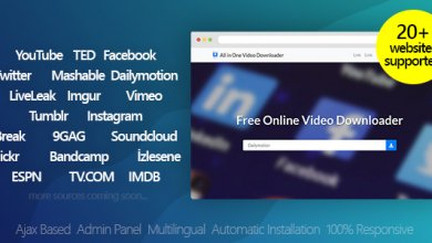 All in One Video Downloader v3.2 İndir