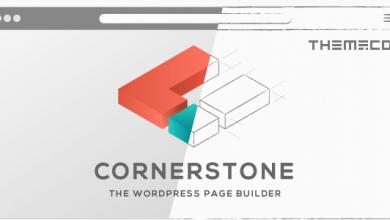 Photo of Cornerstone v3.3.2 – WordPress Sayfa Oluşturucu İndir