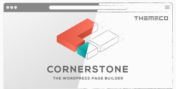 Cornerstone v3.3.2 - WordPress Sayfa Oluşturucu İndir