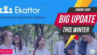Ekattor Okul Yönetim Sistemi Pro v5.6 İndir