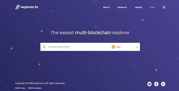 Explorer.IO - BlockChain Gezme Script İndir