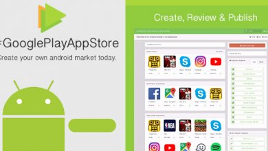 Photo of Google Play App Store [CMS] v1.6 İndir