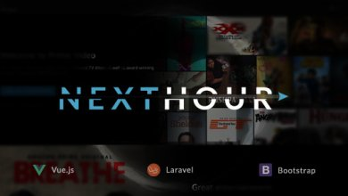Next Hour v1.6 - Film TV Şov ve Video Abonelik Script İndir