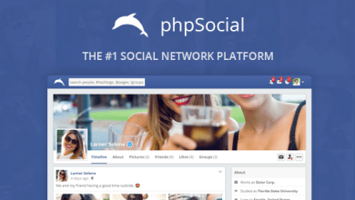 Photo of phpSocial v4.8.0 – Sosyal Ağ Platform Script İndir