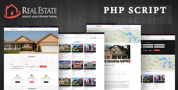 Real Estate Custom Script v1.0 - Emlak Script İndir