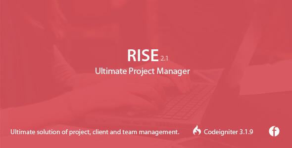 RISE v2.0.3 - Proje Yönetici Script İndir