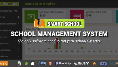 Photo of Smart School v4.1.0 – Okul Yönetim Sistemi İndir