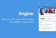 Sngine v2.5.5 - Ultimate PHP Sosyal Ağ Script İndir