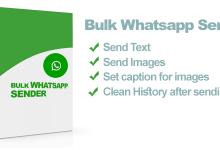 Toplu WhatsApp Mesaj Gönderme Uygulaması İndir