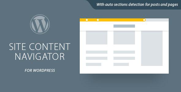 WordPress İçerik Navigation Eklentisi İndir v1.1