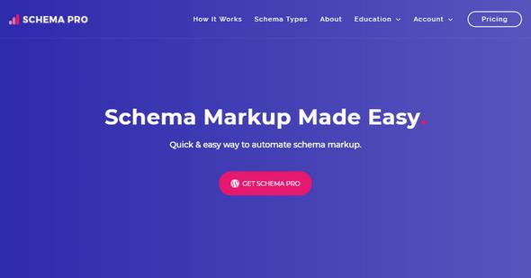 WordPress WP Schema Pro v1.1.8 Eklentisi İndir