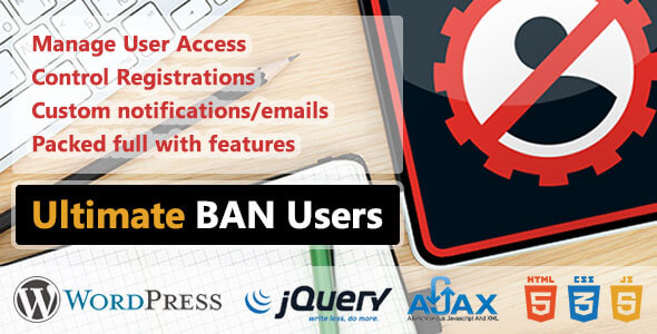 WP Ultimate BAN Users v1.5.2 İndir