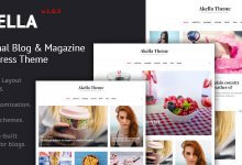 Akella v1.0.2 - Kişisel Blog & Dergi WordPress Tema İndir