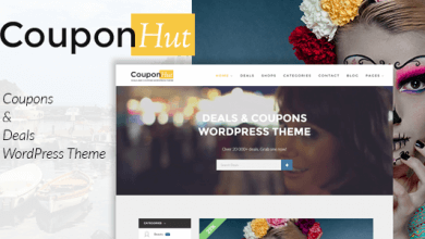 Photo of CouponHut v2.9.7 – Kuponlar ve Fırsatlar WordPress Tema İndir