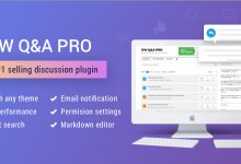 DW Question & Answer Pro v1.1.8 - WordPress Eklentisi İndir