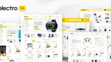 Photo of Elektro Elektronik Mağazası WooCommerce Teması İndir