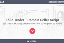 FolioTrader v1.4.3 - Domain Satış ve Alış Script İndir